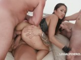 LegalPorno Trailer – BlackEnded With May Thai 4 White Then 4 Black
