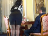 Bbw Anal Sex With Boss