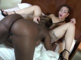 SNICKAS SPREADS THEM LEGS WIDE THE FUCK OPEN