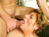 Horny Grandma Looks For Lover – Scene 1