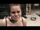 Chubby Teen Humiliated And Face Fucked During Slut Training