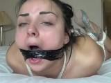 Bondage Deepthroating And Facefucking