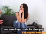 FakeAgent Sexy Student Gets Fucked Hard In Casting Interview