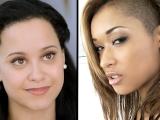 BLACK PEARLS – THE BEST EBONY PORN GIRLS – CUTE MODE  SLUT MODE – R&R05