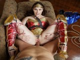 VRCosplayX.com Fucking Lusty Chanel Preston As Wonder Woman