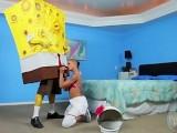 SpongeBob Sex – SpongeKnob SquareNuts