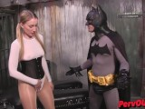 Riley Reyes + Lance Hart Make Silly Porn COSPLAY FEMDOM PEGGING CREAMPIES