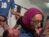 Akila Bouachir – Muslim Woman Gets Pounded