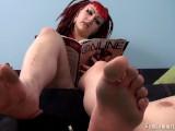 Kinky Femdom Bitch Humiliates Her Slave