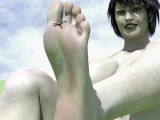 Dreamland-Animation Part3 (Giantess Feet-Play)