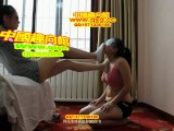 Chinese Lesbian Foot Slave