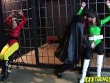 Super Heroine Tickling 2