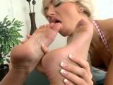 Czech Sexy Feet – Tess Lyndon