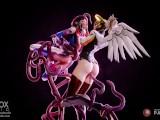 Overwatch Mercy D.Va Tentacles SFM 3D Firebox Studio