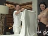 Aletta Ocean – All Inclusive Massage – AlettAOceanLive