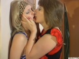 Leonora And And Jaclyn – Kiss Matures