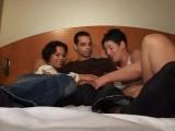 Husband And Wife Threesome Homemade
