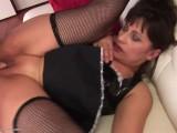 Creampie Mature Clarissa (48)