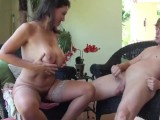 Stepmom & Stepson Affair 86 _mommy Sex Education (Sweet Mature)