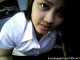 Prety Student From Indonesia