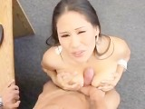 Office Asian Fuck