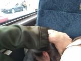 Fresh 19yo Pov Teen Loves To Enjoy Facial In Public Bus