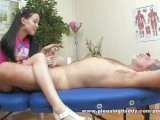 Old Guy Gets A Happy Ending By Asian Massage Girl
