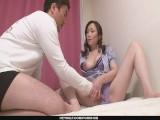 Skilled Miyama Ranko Makes Him Cum Without Penetration