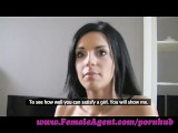 FemaleAgent. An Agents Perspective