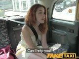 FakeTaxi Spanish Model Gets Taken For A Ride