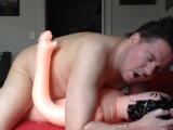Fucking My Blowup Sex Doll Cumming Inside Her