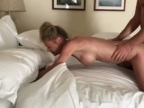 Passionate Fucking With Sexy Milf Ends With A Creampie