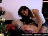 Teen Petra Fuck An Old Dude