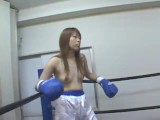 Japanese Topless Boxing