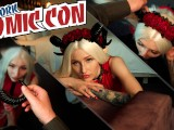 Comic Con Sex With Cosplayer Girl