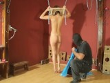 Oriental Girl First Day In Slavery