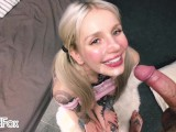 POV Sloppy Blowjob From Sexy Barbie For Ken – RedFox/Red Fox