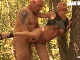 AmateurEuro – Slutty French MILF Screams Loud Getting Drilled In The Forest