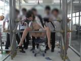 とある高専の工作サークル部員からの投稿映像 マドンナ女教師を部室へ誘い込み DIYしたオリジナル固定器具を使って遊び半分で完全拘束!!