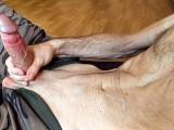 Hot Guy Can't Stop Moaning While Masturbating – 4K Intense Orgasm