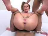 Lita Phoenix's Nasty Anal Gaping Fart & Cumfart Compilation